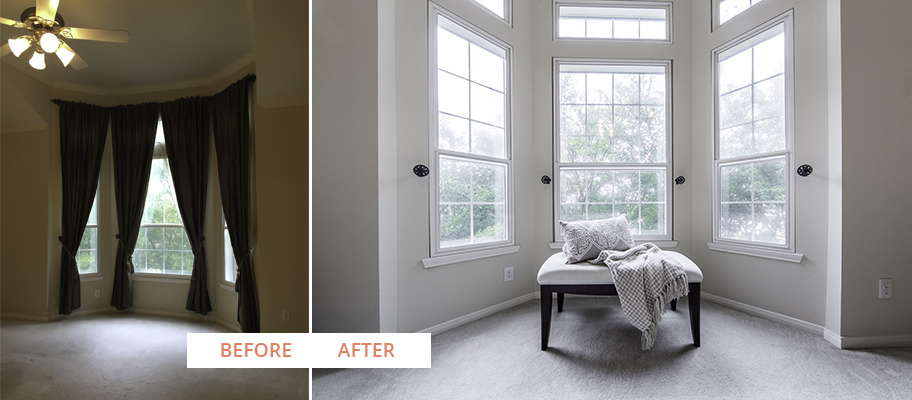 Reveal-Home-Staging-Before-and-After-Bay-Bedroom-Area